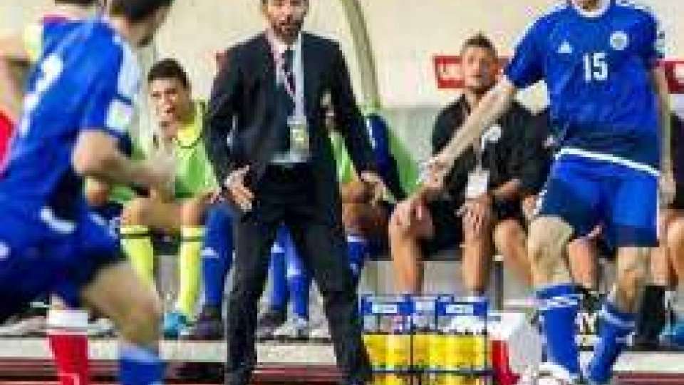 Nazionale: San Marino - Azerbaijan 0-1