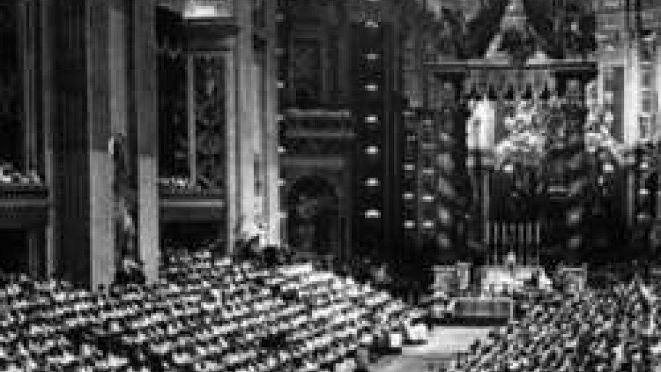 11 ottobre 1962: Papa Giovanni XXIII raduna la prima sessione del 21esimo Consiglio Ecumenico