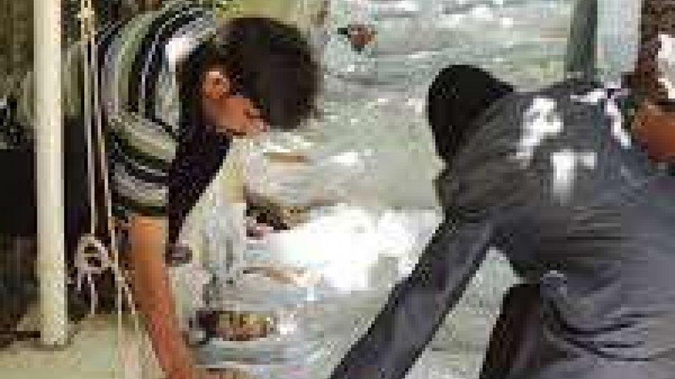 Siria: secondo rapporto inglese morti 11 mila bambini