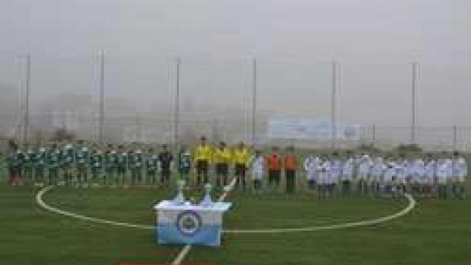 Il Tre Fiori Fiorentino vince la finale del campionato Sammarinese Under 12