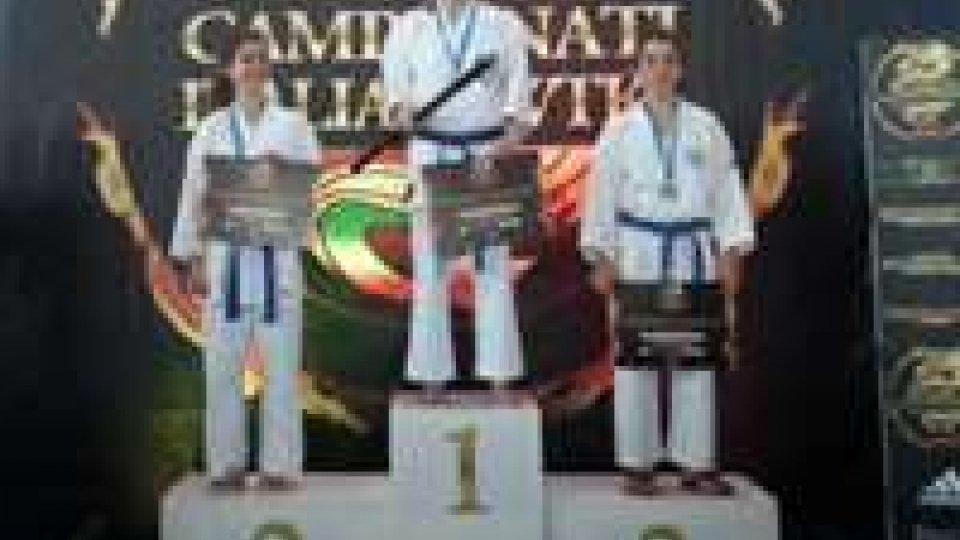 Arti Marziali, finale Campionato Italiano: bene i rappresentanti dell'ISSHINRYU Karate Club
