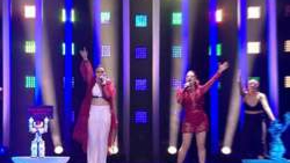 Interviste a Christabelle, cantante Malta, e a Jenifer e JessikaStasera la seconda semifinale Eurovision, con San Marino sul palco. Anche l'Italia può votare