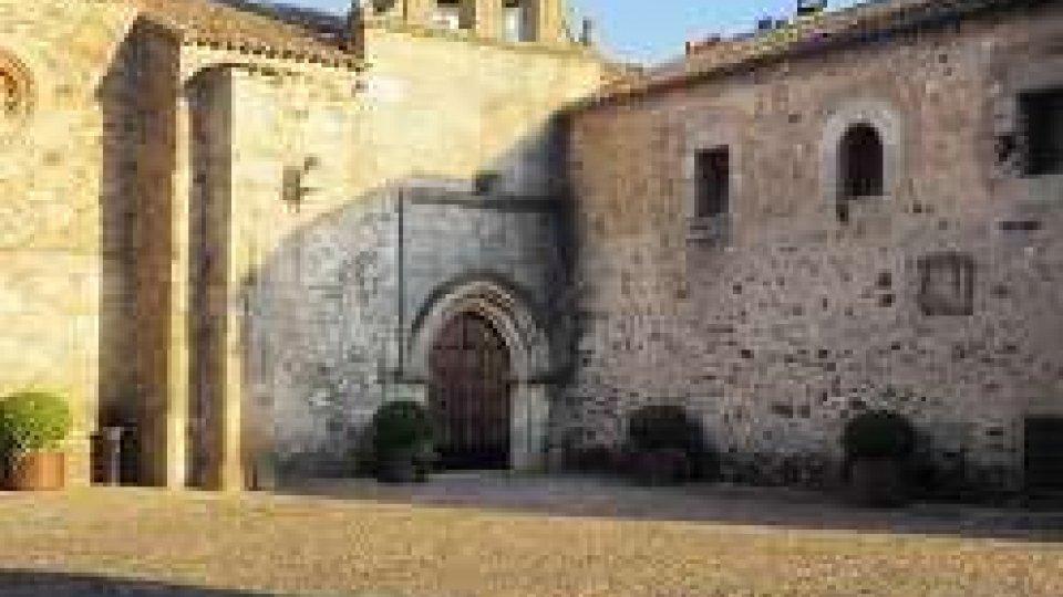 Viaggi: Cáceres, Spagna