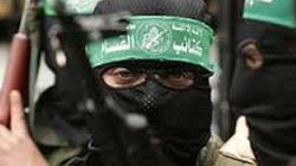 """Hamas proclama """"giorno della collera"""""""