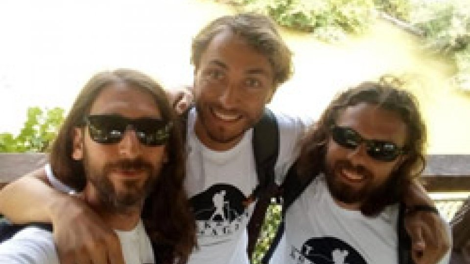 Alan Lucarelli, Marco Bazzotti e Lucio Tamburini