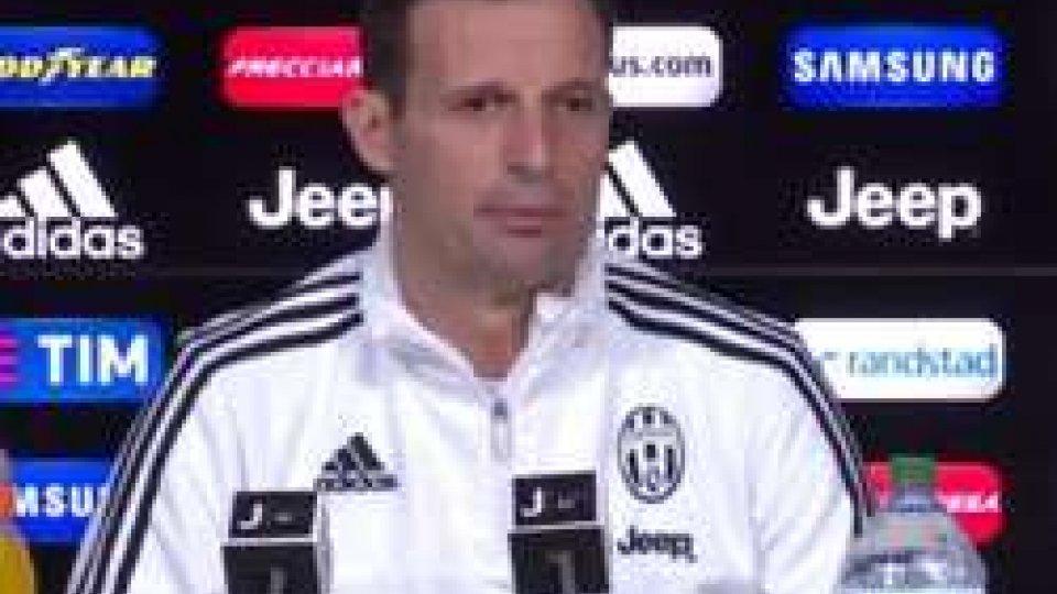 Massimiliano AllegriBologna - Juventus, le interviste ad Allegri e Donadoni