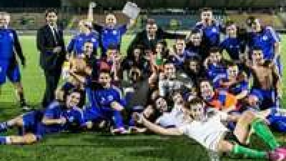 San Marino, l'Under 21 scrive la storiaSan Marino, l'Under 21 scrive la storia