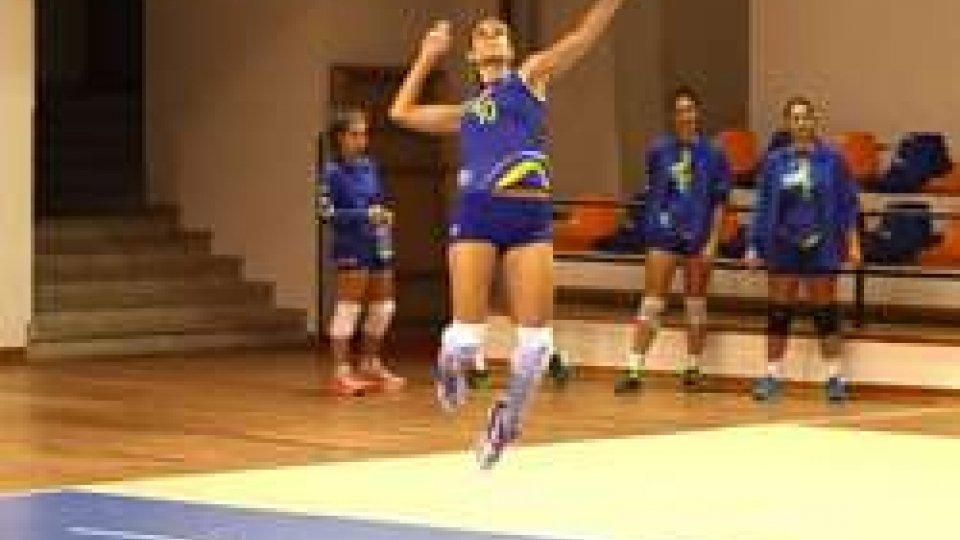 Elisa VannucciVolley, Banca di San Marino rimontata e battuta al tie-break