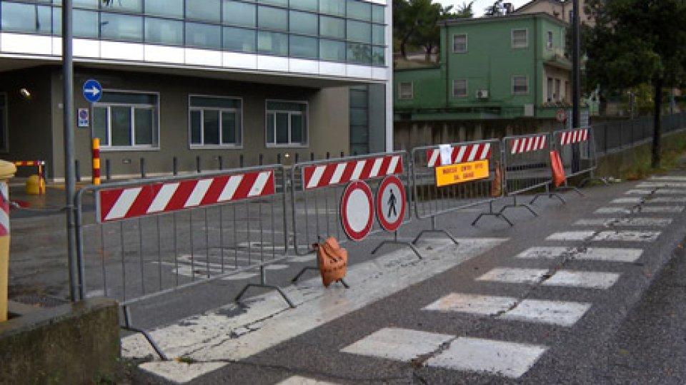 accesso chiuso ai Tavolucci