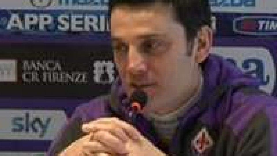 Juventus-Fiorentina: parla Montella