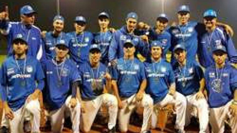 Baseball, Serie C: ai Titano Bears la Coppa Italia