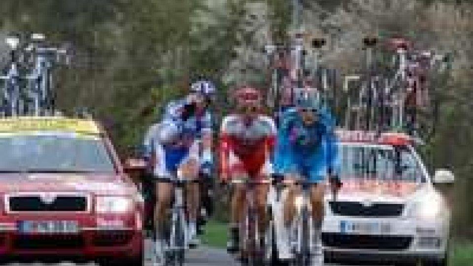 Vuelta: la tappa al francese Geniez, Nibali ancora leader