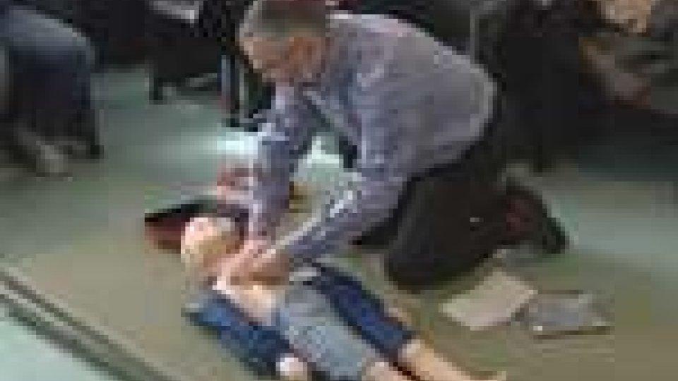 San Marino - Corso Cemec per la rianimazione di bese nel bambino