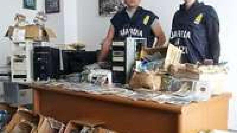 Pirateria: truffa da 250 mln ai danni dello Stato, 16 arresti