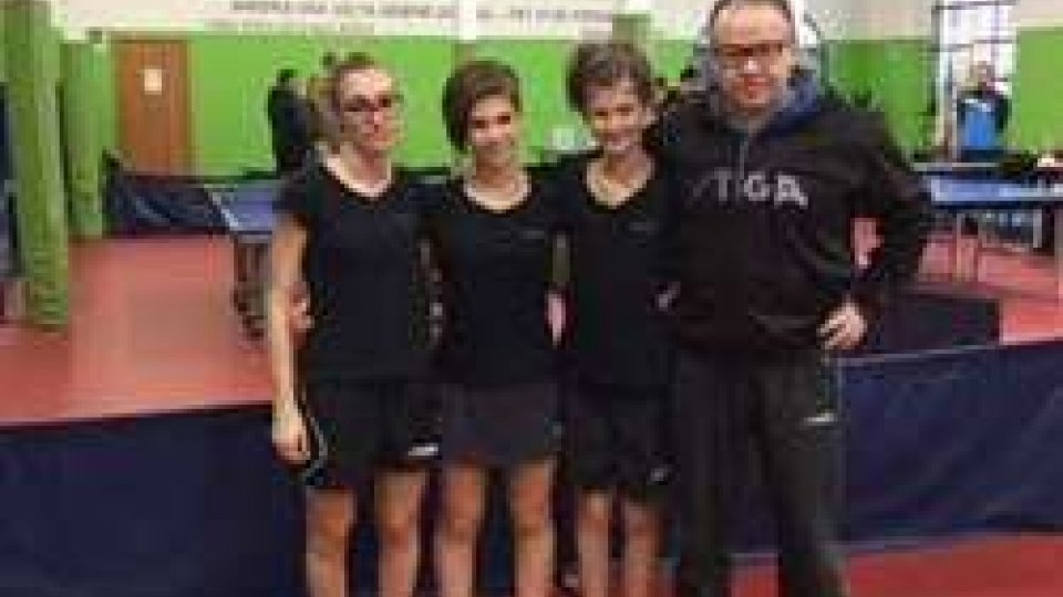 Tennistavolo: la quinta giornata di andata dei campionati a squadre