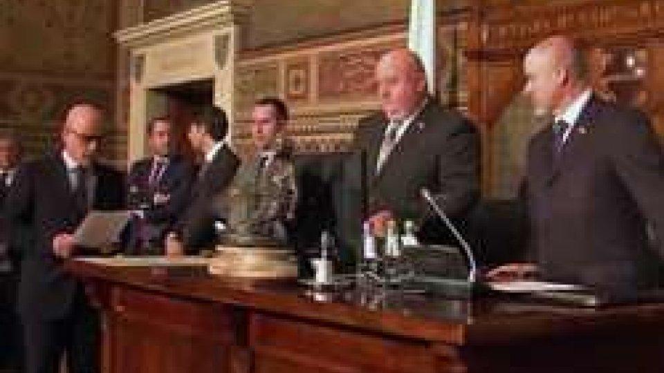 Il neo Segretario Podeschi, rivedere la legge sull'editoria e valorizzare il settore agroalimentare