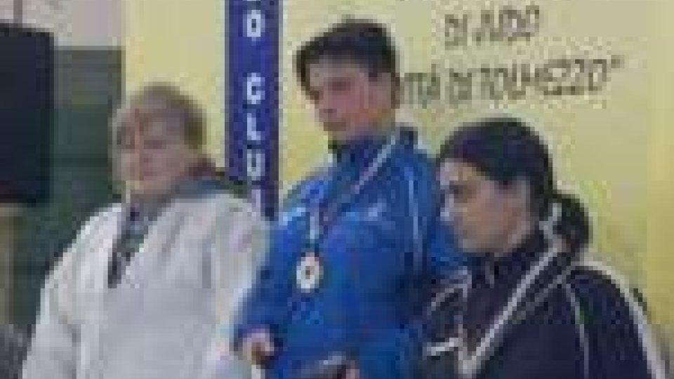 San Marino - Campionati Italiani Assoluti di Judo: 7° Jessica Zannoni