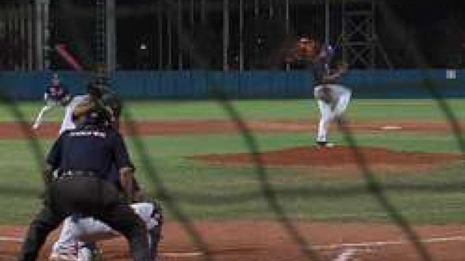 Baseball: ancora una doppietta per la T&A San MarinoBaseball: ancora una doppietta per la T&A San Marino