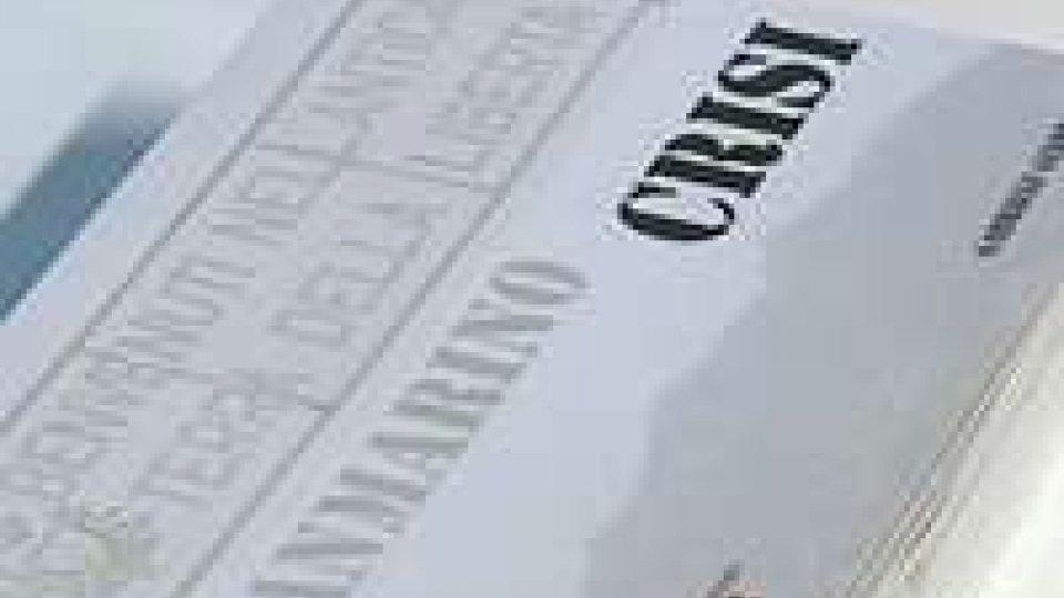 """Presentato il libro di Gabriele Giardi """"Crisi"""""""
