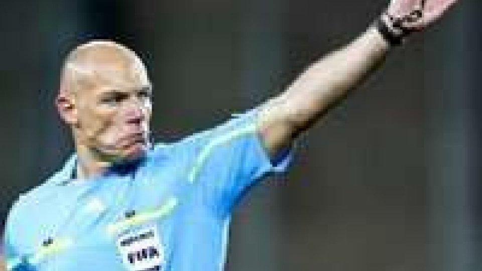 Mondiali: ottavi al via con Brasile-Cile, arbitrerà Webb