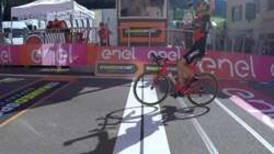 Giro100: vince Van Garderen, Dumoulin resta in rosa