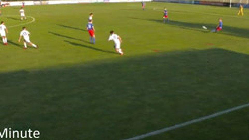 Liechtenstein-San MarinoUnder 17: Liechtenstein-San Marino 4-2