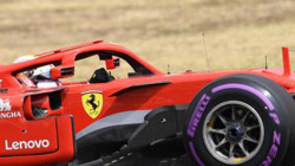 F1: Super Vettel si prende la Pole nel Gp di Germania