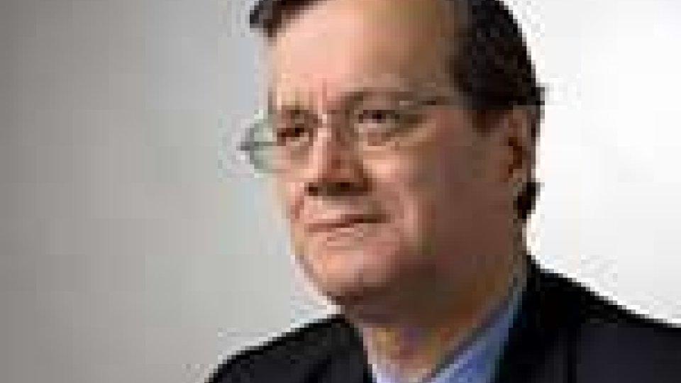 San Marino - Marc Perrin de Brichambaut oratore ufficiale il 1° aprile
