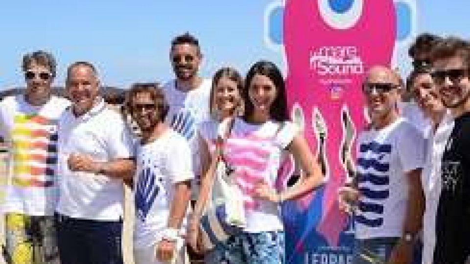 """Rimini, 3 Km di spiaggia per """"Un Mare di Sound"""""""