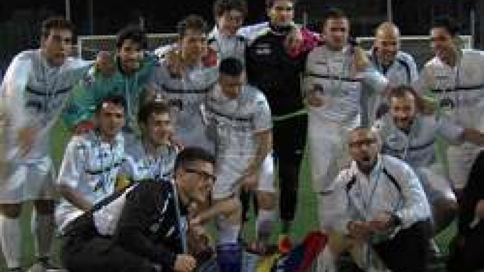 MurataFutsal, Murata campione di San Marino: Tre Penne ko 2-1