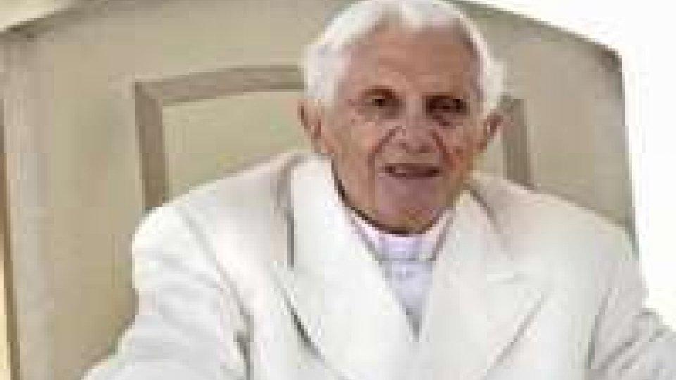 Papa: oggi ultimo giorno di pontificato per Benedetto XVI