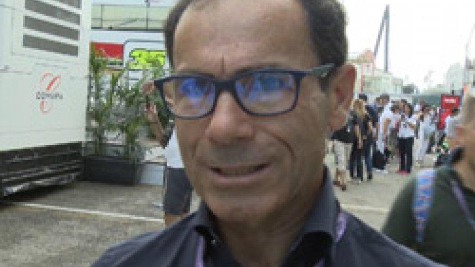 """Davide CassaniDavide Cassani: """"Michael Antonelli è uno di noi, faccio il tifo per lui"""""""