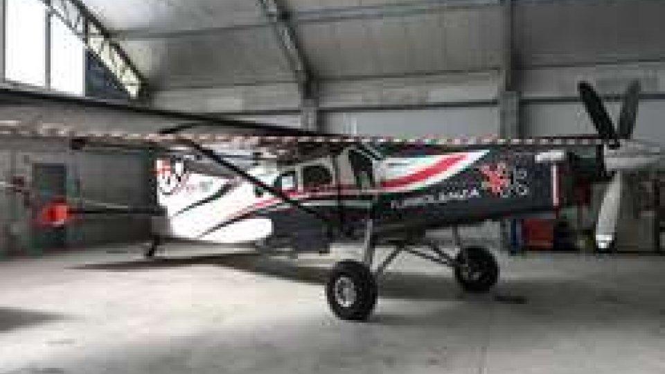 Il velivolo sequestrato