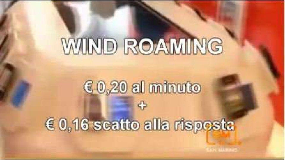 San Marino - Fa discutere la decisione della wind di applicare la tariffa internazionale per le chiamate da e verso San Marino
