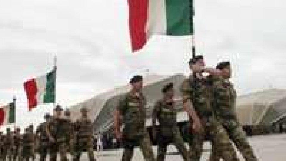 Natale di guerra: oltre 4300 militari sparsi per il mondo