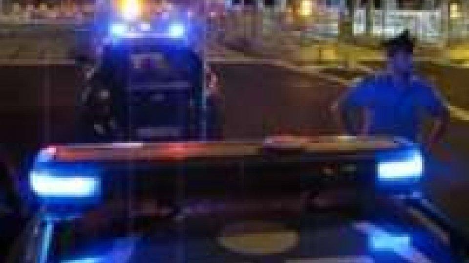 Violenta rapina al casello di Rimini Sud