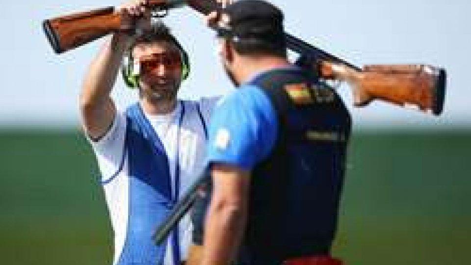 Tiro a Volo: Manuel Mancini miglior sammarinese, 24esimo a Baku