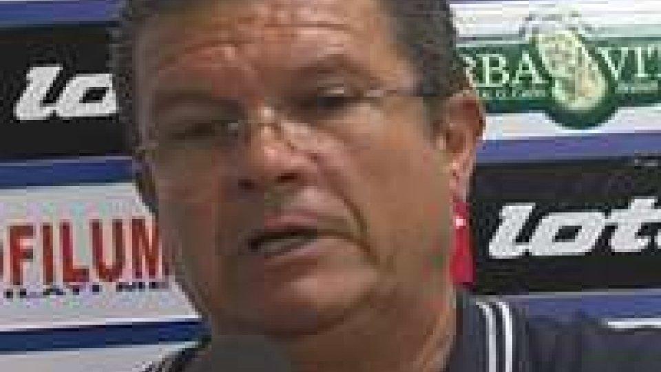 San Marino-Carrarese: 0-5San Marino-Carrarese: 0-5