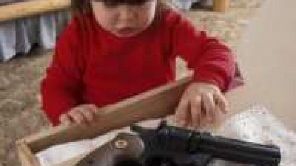 Bimbo 4 anni si uccide in Texas con pistola del padre