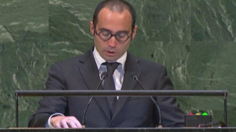 Il Segretario Nicola RenziMigrazioni: San Marino verso la firma del Global Compact. In Italia deciderà il Parlamento
