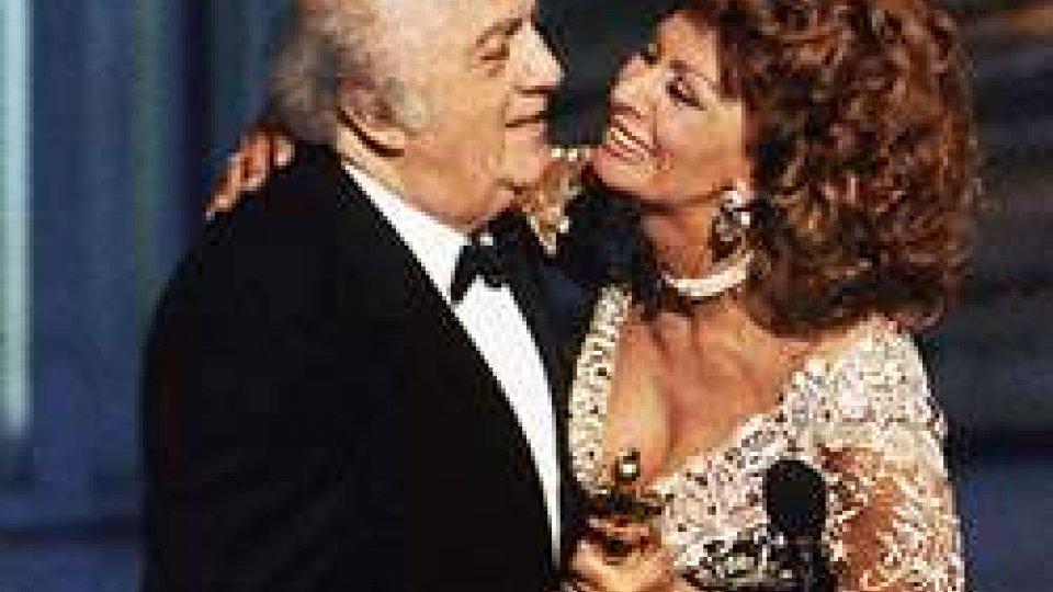 Federico Fellini Sofia Loren (@ilpost.it)