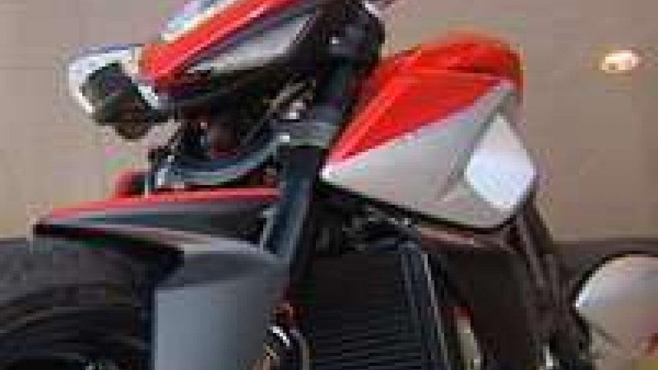 MV Agusta Rivale è la moto più bella del salone dell'EicmaMV Agusta Rivale è la moto più bella del salone dell'Eicma