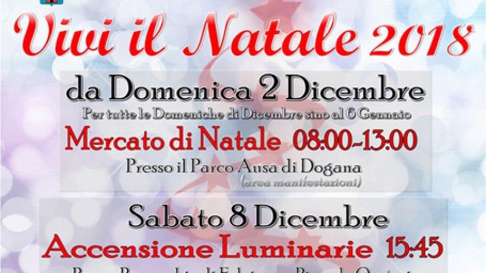 Giunta Serravalle: eventi di natale