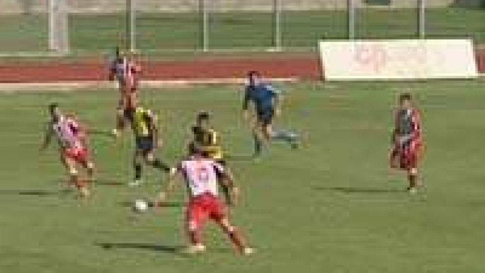 Santarcangelo-Forli: 1-2Santarcangelo-Forli: 1-2
