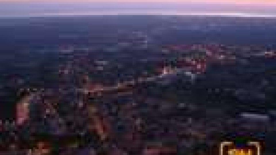 San Marino - San Marino ha vissuto la sua notte più lunga con la magia de l'Alba sul Monte