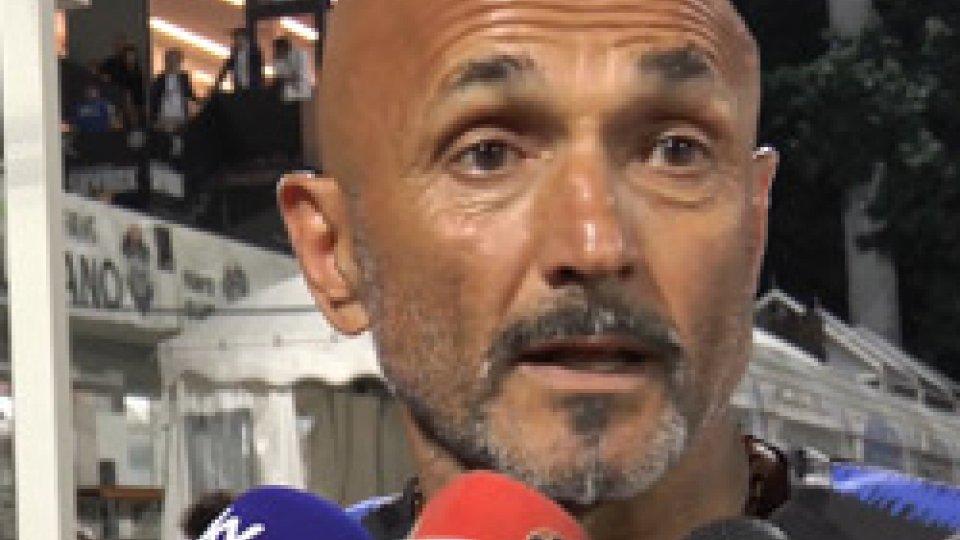 """Luciano SpallettiInter, Spalletti: """"Soddisfatto del primo test della squadra"""""""
