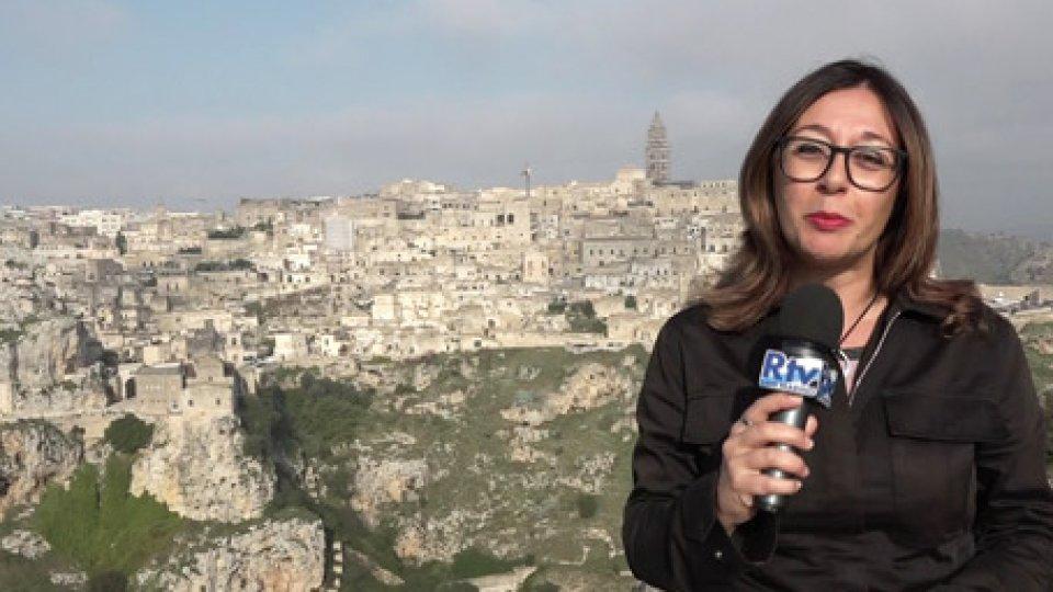 La nostra inviata Francesca Biliotti a MateraDalla vergogna dei Sassi a Capitale europea della Cultura 2019: il riscatto di Matera