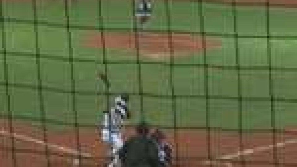 Baseball: Rimini ferma la capolista Unipol BolognaBaseball: Rimini vince gara 1 su Bologna