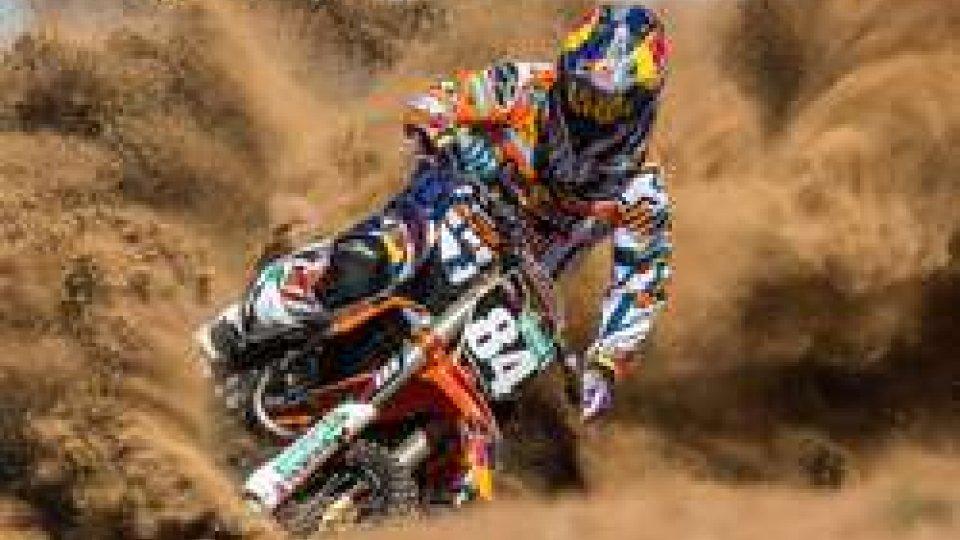 Jeffrey HerlingsMotocross, GP Germania: Herlings fa doppietta e allunga in vetta