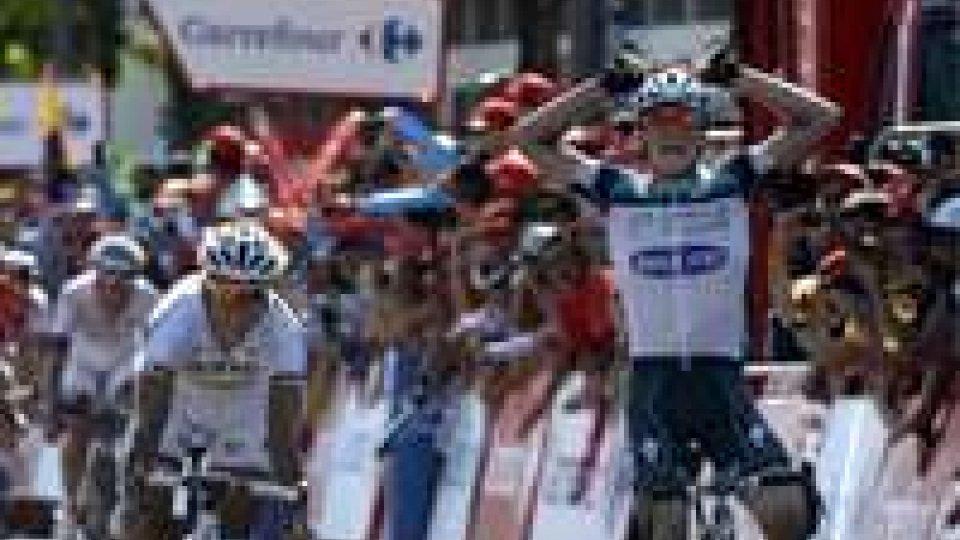 Vuelta: 7° tappa a Stybar, Nibali sempre leader